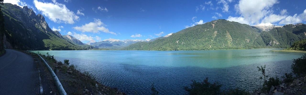 Lago Las Torres, región de Aysén Chile